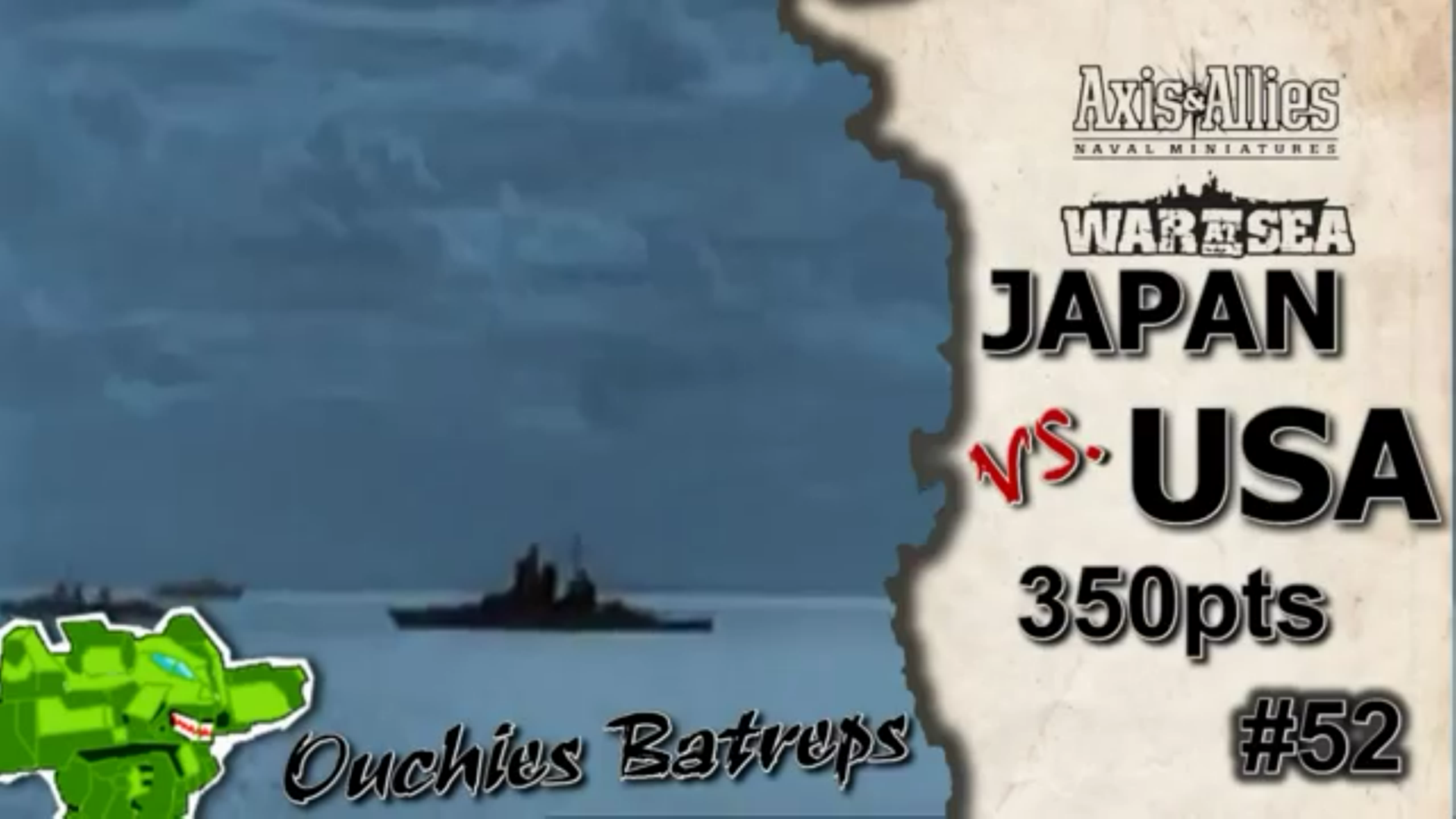 #52 A&A WaS US vs. IJN Rematch