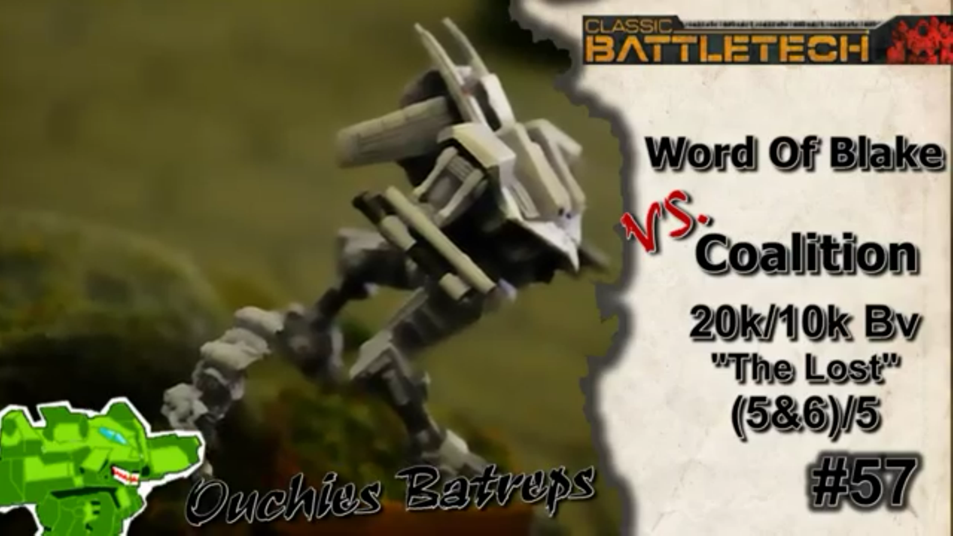 #57 WoB vs. Coalition (Shiloh 5)