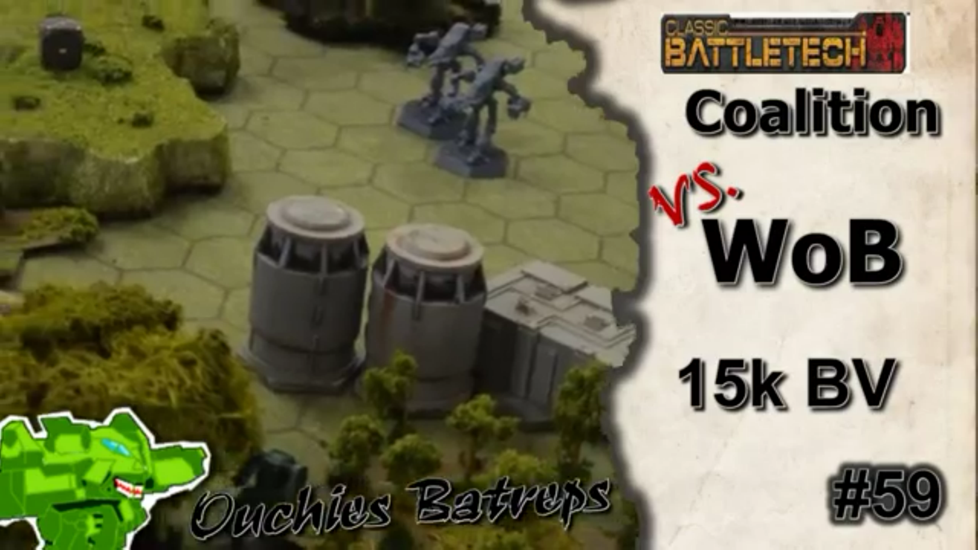 #59 Coalition vs. WoB