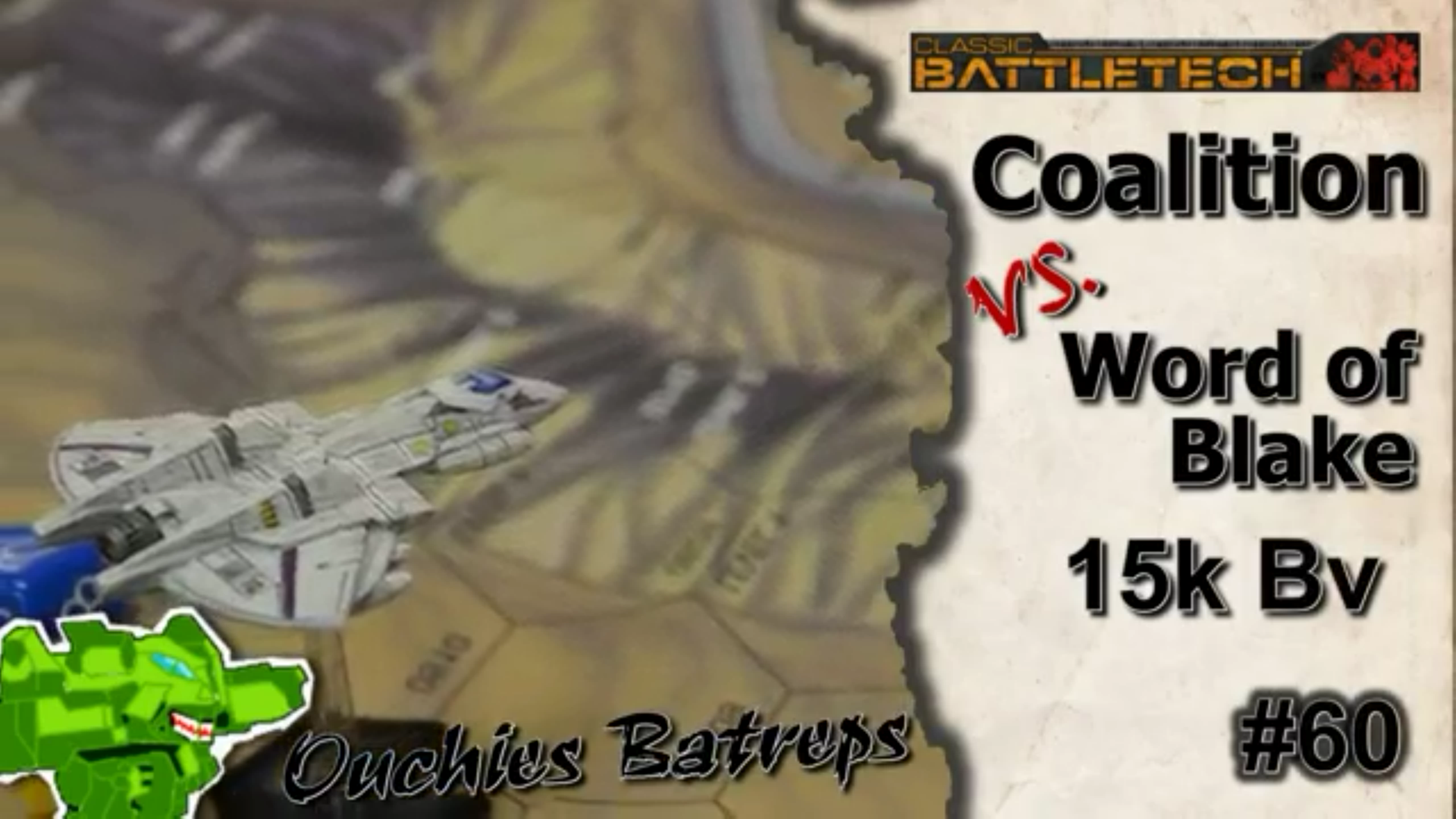 #60 Coalition vs. WoB