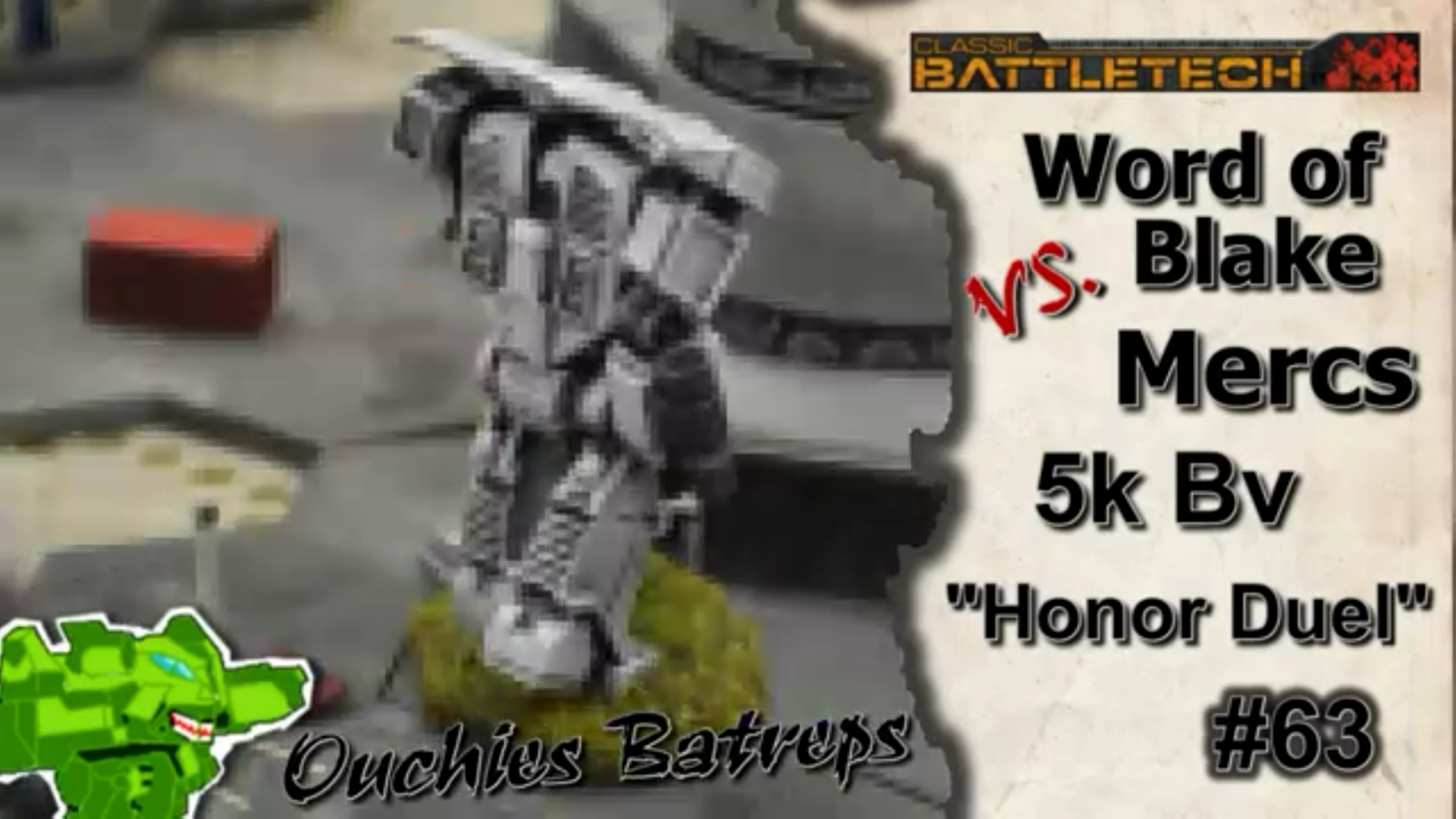 #63 WoB vs. Mercs