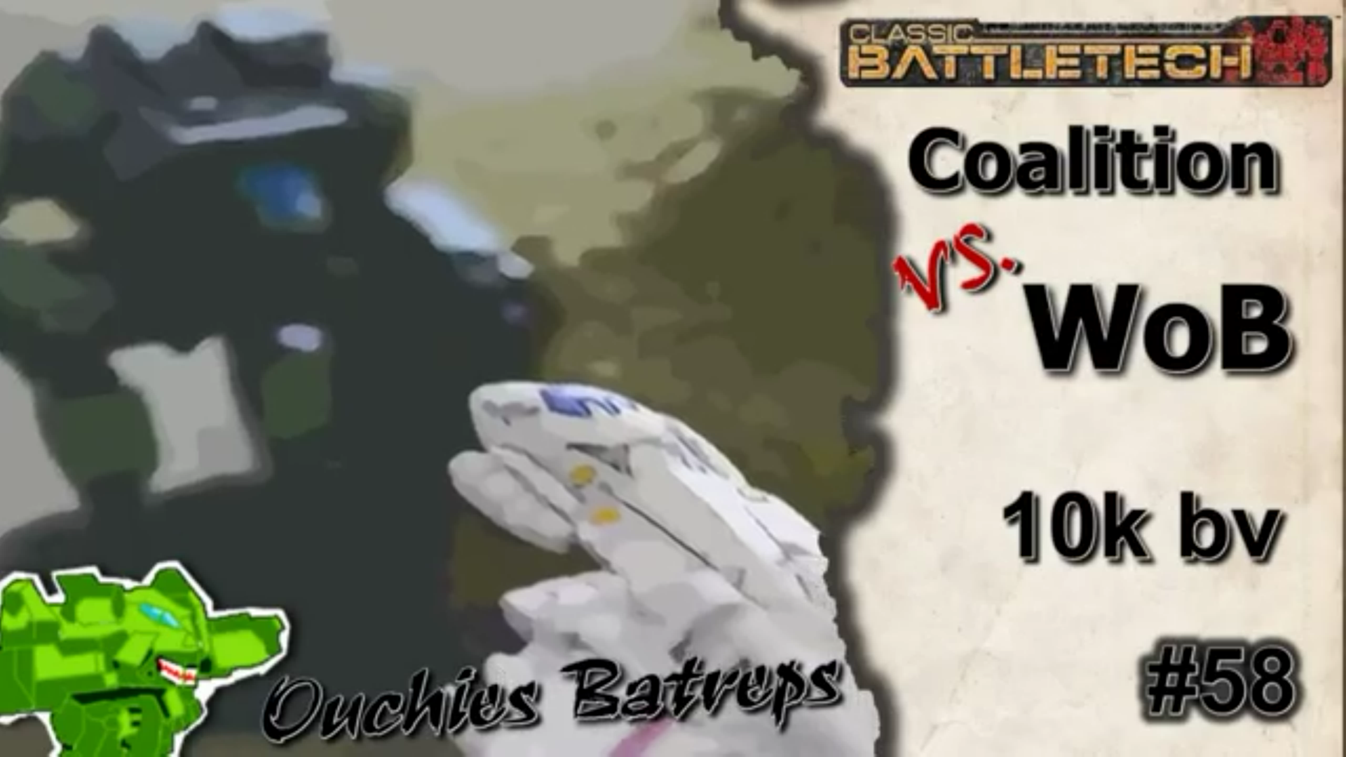 #58 Coalition vs. WoB
